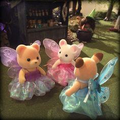Sylvanian families fairy dress tutorial