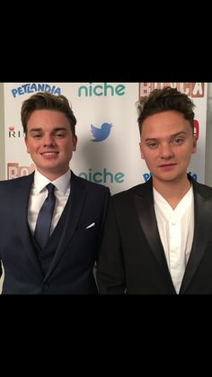 Jack and Conor Maynard. I love these two so much they're hilarious