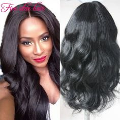 Cheap hair wigs china, Buy Quality wig hair directly from China wig powder Suppliers:  8A Grade Unprocessed Brazilian Full Lace wig Glueless Virgin Human hair Lace front Brazilian wigs with baby hair