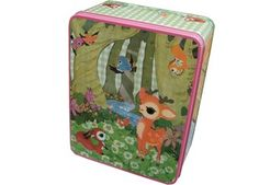 froy & dind - small retro tin box