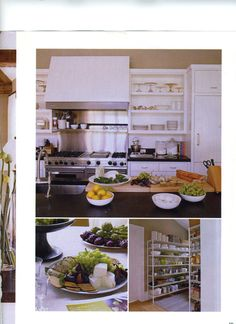 ina garten s kitchen layout home pinterest kitchens house and