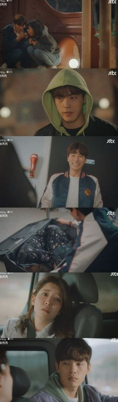 """[Spoiler] """"Laughter in Waikiki"""" Lee Yi-kyung and Go Won-hee Have a Crazy Adventure"""