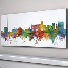 Are you interested in our carlisle skyline box canvas? With our carlisle skyline art print poster you need look no further. Plain White Background, Background Colour, Cityscape Art, Skyline Art, Fine Art Prints, Framed Prints, Canvas Prints, Carlisle England, Color Depth