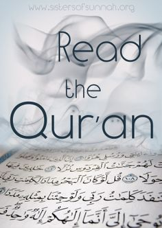 Read the Qur'an