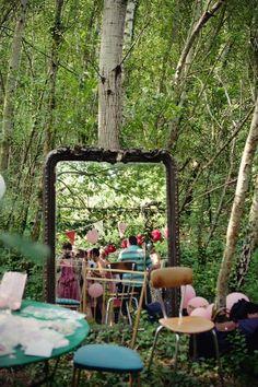 Mariage : 35 idées déco de jardin dénichées sur Pinterest   Glamour