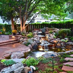 Home Ponds And Waterfalls Design Ideas, Pictures, Remodel, and Decor - page 10