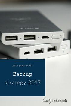Ich habe nahezu jedes Betriebssystem zu Hause, unterwegs und beruflich genutzt und schon ewig nach einer ausfallsicheren Strategie gesucht wie ich denn meine... Meine Backup-Strategie 2017