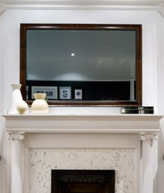 Enhance the decor of your living area, bedroom or hotel room with stunning mirror TV. Liquifi provides a great range of framed mirror HD TV at the best price. Mirror Tv, Hidden Tv, Tv Sets, Framed Tv, Fireplace Surrounds, Living Area, Family Room, Sweet Home, Lounge