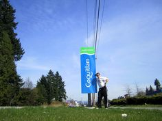 Coquitlam Welcome by pilostic, via Flickr