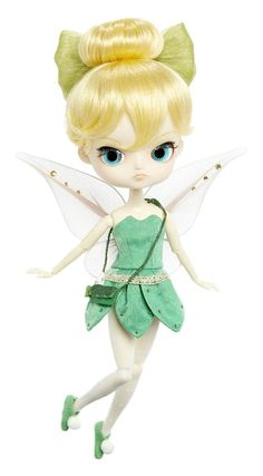 "Amazon.com: Pullip Dal Disney Tinker Bell 10"": Toys & Games"
