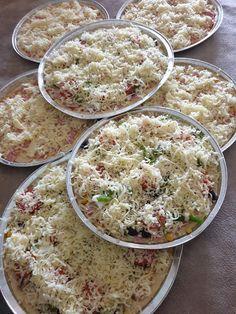 The Kitchen Food Network, Mediterranean Recipes, Greek Recipes, Pizza Recipes, Food Network Recipes, Pasta Salad, Breakfast, Ethnic Recipes, Bread