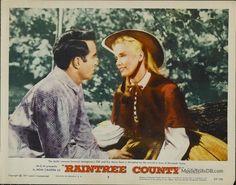 Raintree County - Lobby card