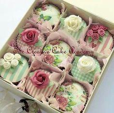 Beautiful Cupcakes