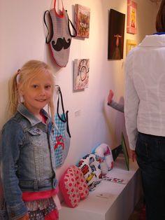 little ReBBels in de de bus van De Kunst-service