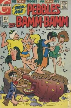 Pebbles and Bamm-Bamm (1972 Charlton) 3