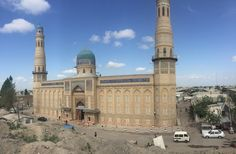 Road from Osh to Tashkent overland - Uzbek border. Taj Mahal, Travel, Viajes, Trips, Traveling, Tourism, Vacations