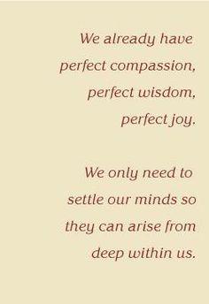 Hidden qualities