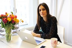 THE EXPERTS: A Q&A WITH JESSICA DINER, BIRCHBOX UK #SustainTheGlow #STGPeople #People #Interview #BeautyInsider #BeautyExpert #JessicaDiner #STG