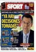 DescargarSport - 20 Abril 2014 - PDF - IPAD - ESPAÑOL - HQ