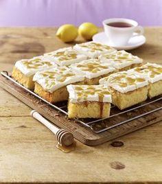 Unser beliebtes Rezept für Honig-Zitronen-Blechkuchen und mehr als 55.000 weitere kostenlose Rezepte auf LECKER.de.