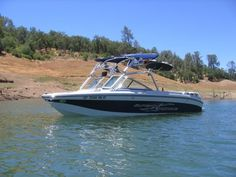 Awesome Wakeboard Ski Boat - Boats Rentals - Placerville