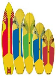 Naish Quest S Series SUP Board 2017