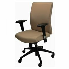 Sitwell Image Highback Multifunction Chair  SKU: I-34-T-SB IMAGE Series Perfect for all around tasking, management, conferencing and guest. • Standard seat with high density foam • Multiple arm options available • 4 base styles to choose from