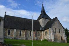 Eglise Saint-Etienne te Perriers-sur-Andelle (Eure 27)