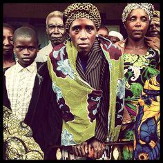 Settimio Benedusi - Elegant great people from Uganda.
