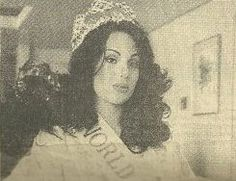 MONARCAS DE VENEZUELA: Miss World Venezuela 1995 -Jacqueline María Aguilera Marcano - Miss Nueva Esparta