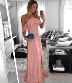 New Arrival Spaghetti Straps A-Line Prom Dresses,Long Prom Dresses,Charming Prom Dresses, Evening Dress Prom Gowns A Line Prom Dresses, Formal Dresses For Women, Simple Dresses, Beautiful Dresses, Evening Dresses, Bridesmaid Dresses, Prom Gowns, Dress Prom, Dress Up