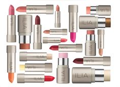 Mornings with ILIA Beauty Founder Sasha Plavsic. #ILIABeauty : The Best Natural Lipstick