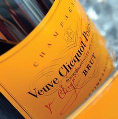 Veuve Clicquot Champagne - Les Miserable