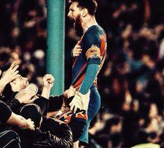 Messi y el Barça...