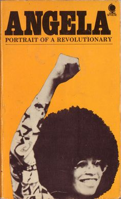 """..The UK edition of the book was retitled «Angela - Portrait of A Revolutionary»     and was published by Sphere..""             [da JBbTC 97: Angela Davis pt.3]"