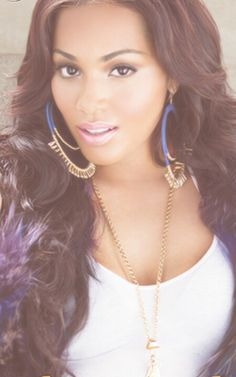 Lauren London is one of my stress relevers, because she look beautiful on ATL.