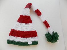 Items similar to baby elf hat-Long Tail Crochet Elf Hat,Crochet Christmas hat, Crochet baby Elf Hat, Newborn elf Hat, Photo Prop Baby Boy Hat on Etsy Crochet Frog, Crochet Baby, Crochet Christmas Hats, Baby Boy Hats, Elf Hat, Newborn Photo Props, Baby Shower Gifts, Babies, Awesome