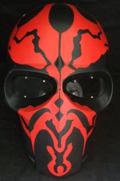 Army of 2 paint ball mask