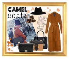 """""""Fall fashion"""" by christina-mos on Polyvore featuring Martin Grant, MICHAEL Michael Kors, Prada, Chanel and Yves Saint Laurent"""