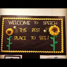 Speech room