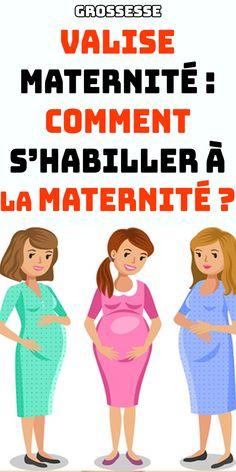 Liste de maternité : faites votre valise !   #maternité #maternity #grossesse #pregnant #pregnancy #enceinte #accouchement #childbirth Futur Parents, Pajama Pants, Pajamas, Education, Lifestyle, French, Fashion, Pregnancy Tips, Baby Tips