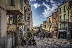 Calle Balborraz, Zamora | Flickr - Photo Sharing!