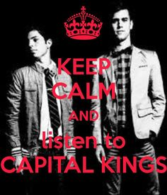 17 Best images about Capital Kings on Pinterest | Glow, King 3 and