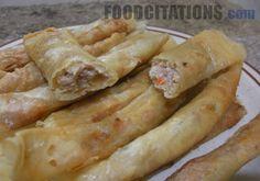 LUMPIYANG SHANGHAI Food Citations