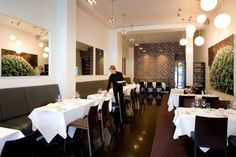 The French Cafe, Sidart, The Grove and Kazuya have made the cut for the world's top 1000 eateries. Herald News, French Cafe, Places To Eat, Restaurant, World, Tops, Home Decor, Decoration Home, French Coffee Shop
