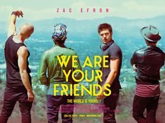 We are your friends. like it!