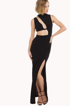 LONG DRESS | BLACK DRESSES | SPECIAL OCCASION DRESS - AKIRA
