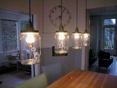 glazenpot lampjes