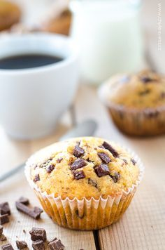 Muffins, Sweet Cakes, How Sweet Eats, Nutella, Food And Drink, Cupcakes, Sweets, Cookies, Breakfast