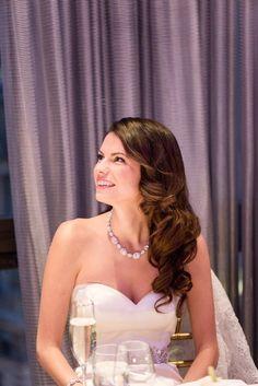 Pretty Pastel Colored Chicago Wedding - MODwedding